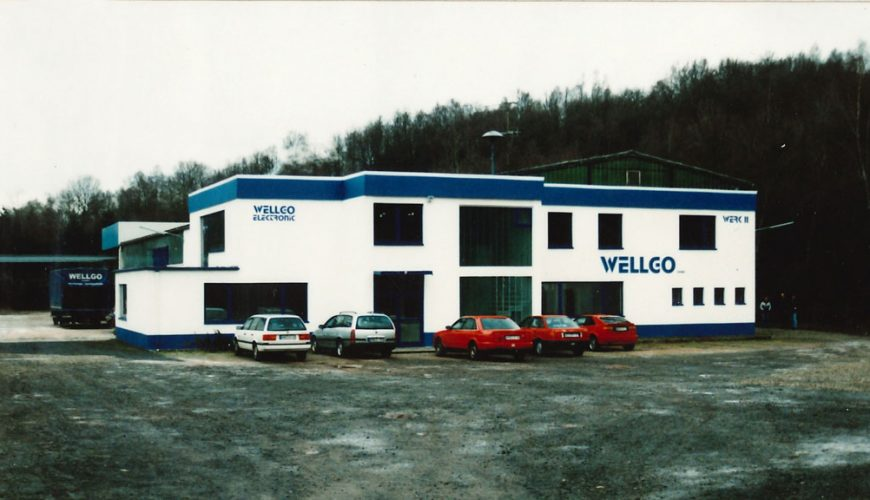 Historie - WELLGO Gruppe 1997