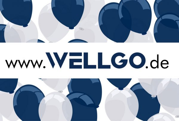 Our new website is online - WELLGO Gruppe