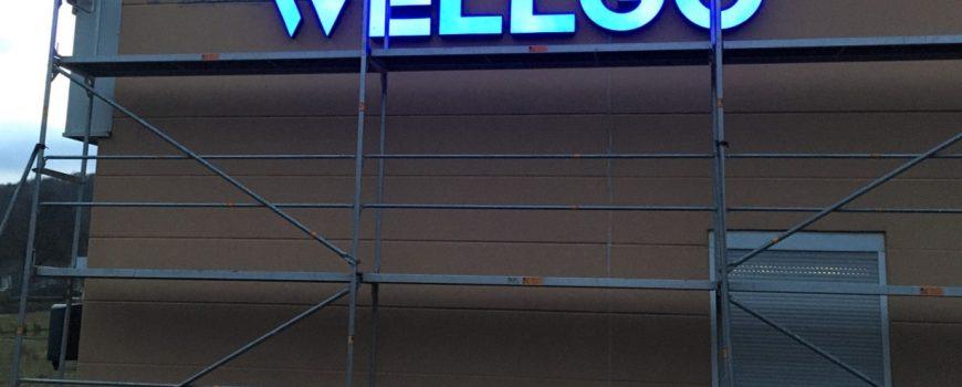 Renovierungsarbeiten WELLGO Werk 4